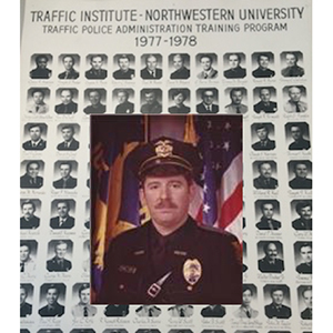 Michael J. Kienzle northwestern university, center for public safety, nucps, alumni bequest